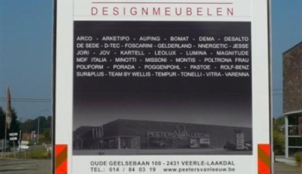 Design Keukens Peeters Van Leeuw : Belettering vrachtwagens Publia